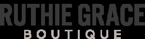 Ruthie Grace Boutique Logo